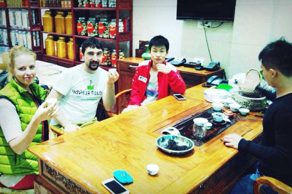 Пинча в Гуандуне